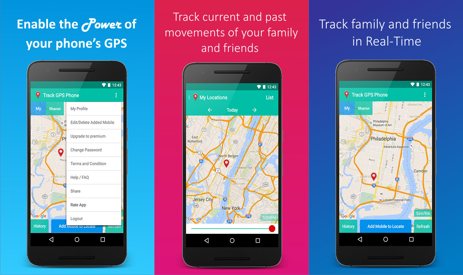 Gps Cell Phone Tracker >> 3 Free Employee Gps Location Apps Tracks And Monitor