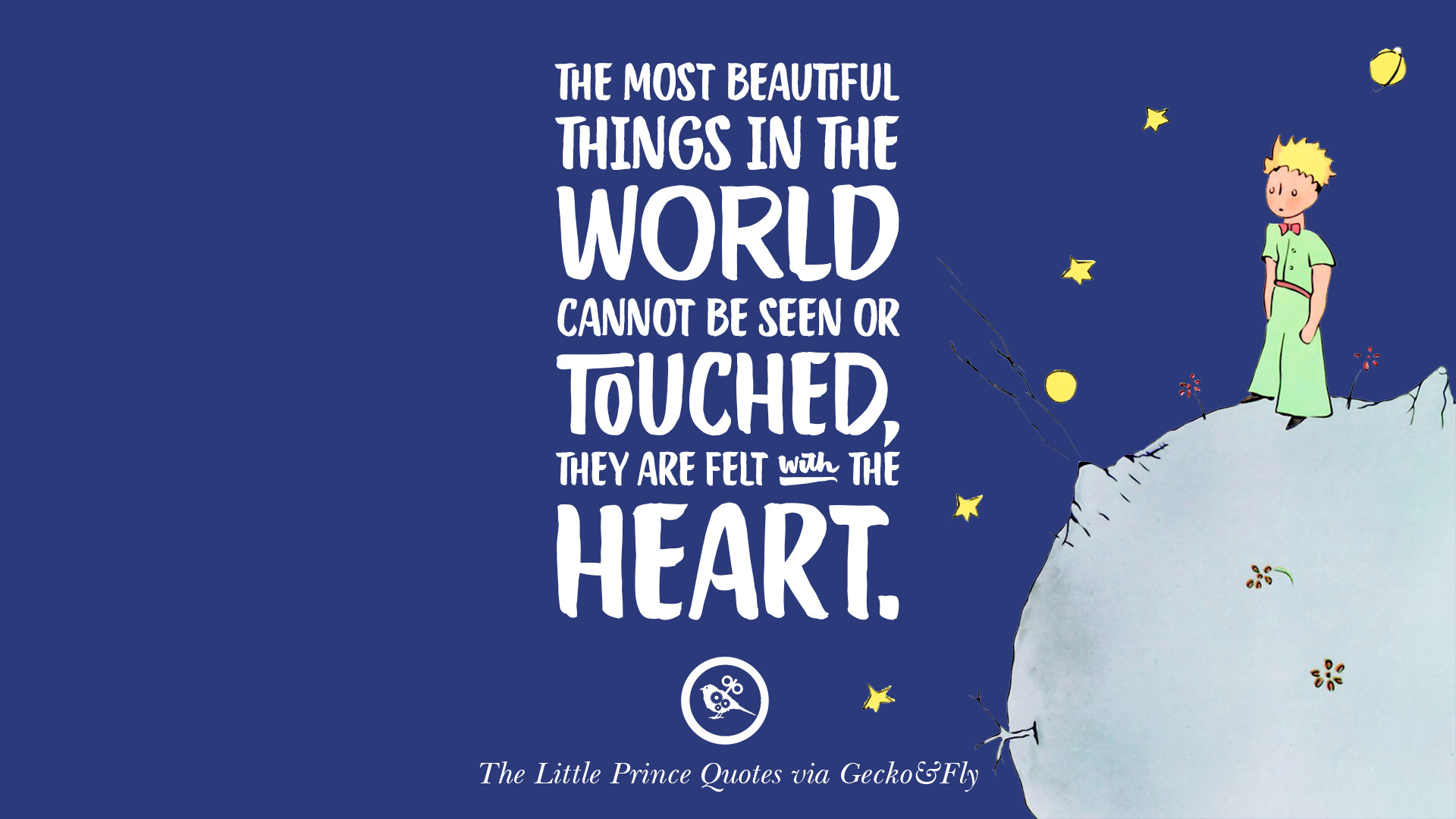 12 Quotes By The Little Prince On Life Lesson True Love And Responsibilities