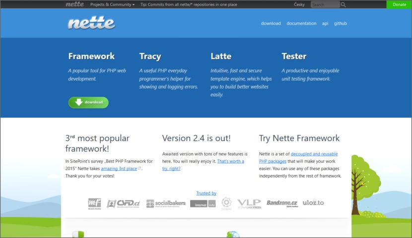 Nette Framework