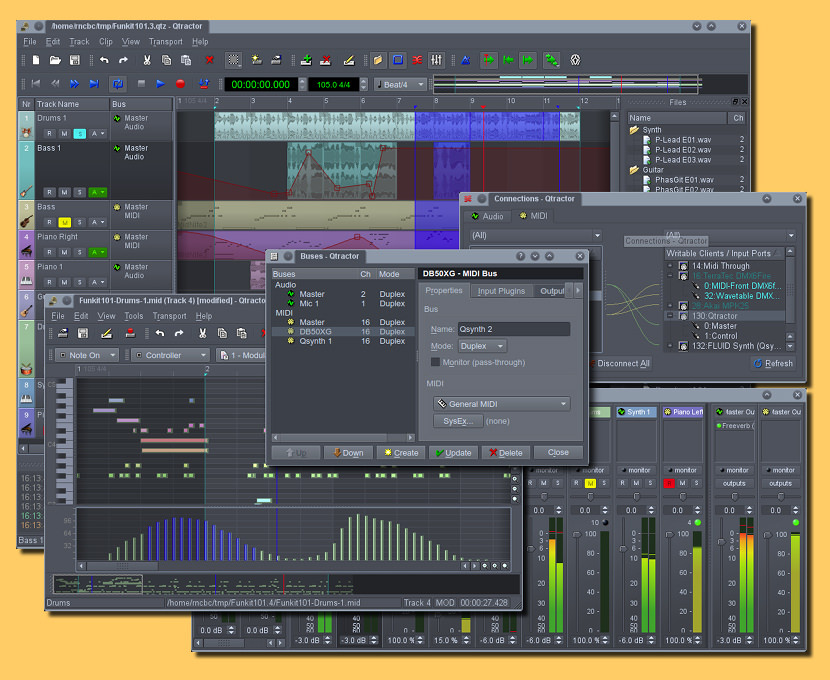 10 Free Voice Recorder, Music Editor And Sound Processing Software