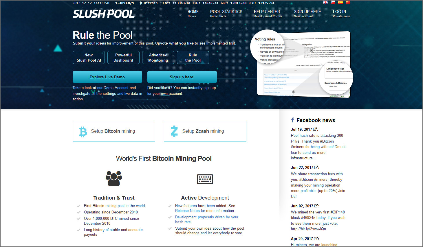 10 Biggest Bitcoin Mining Pool With Best Payout And High