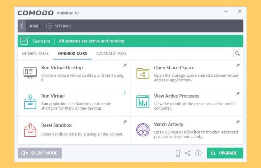 Download FREE Comodo Internet Security 2020 And Comodo Antivirus