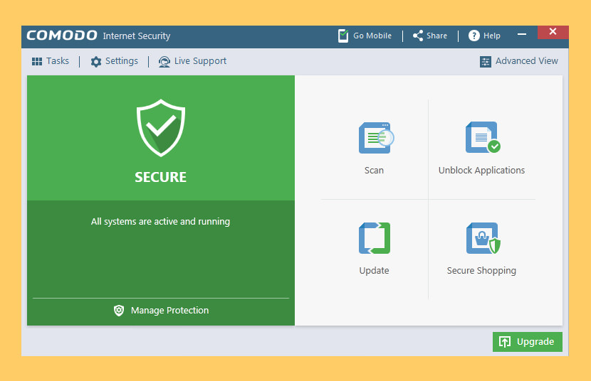 Download Comodo Internet Security 2020 And Comodo Antivirus
