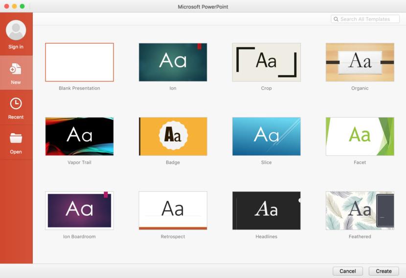 microsoft office 365 screenshot