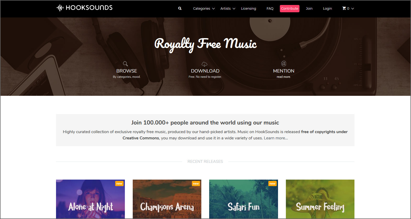 8 Sites With 1000+ Royalty Free Musics For YouTube Creators