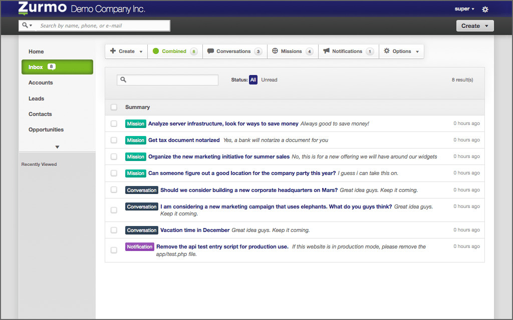 8 Free Salesforce Alternatives - Self Hosted CRM For Small