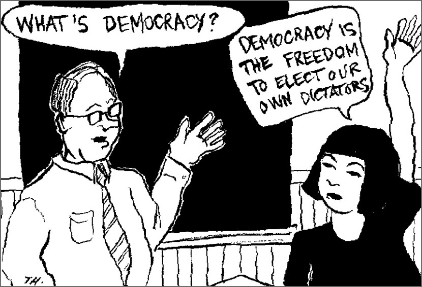 meaning of dictatorship dictator democracy