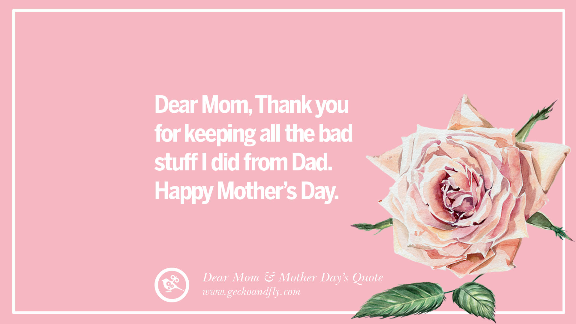 60 Inspirational Dear Mom And Happy Mother S Day Quotes