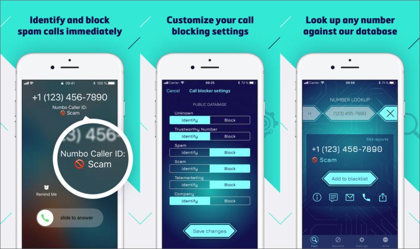 Numbo Call Blocker