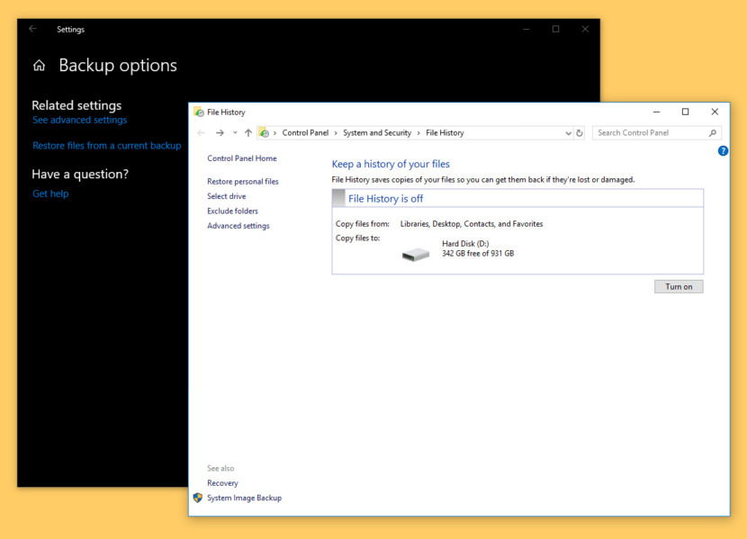 microsoft windows system security backup restore Norton Ghost Alternatives On Cloning Disk to Disk Image Of Windows