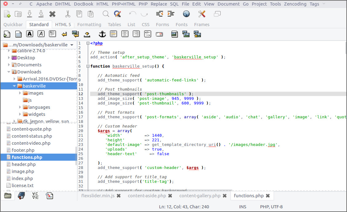 10 Free Intelligent Code Text Editors - Powerful And Feature