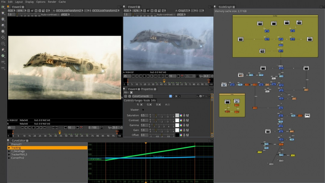 3 Free Adobe After Effects Alternatives - VFX And Motion