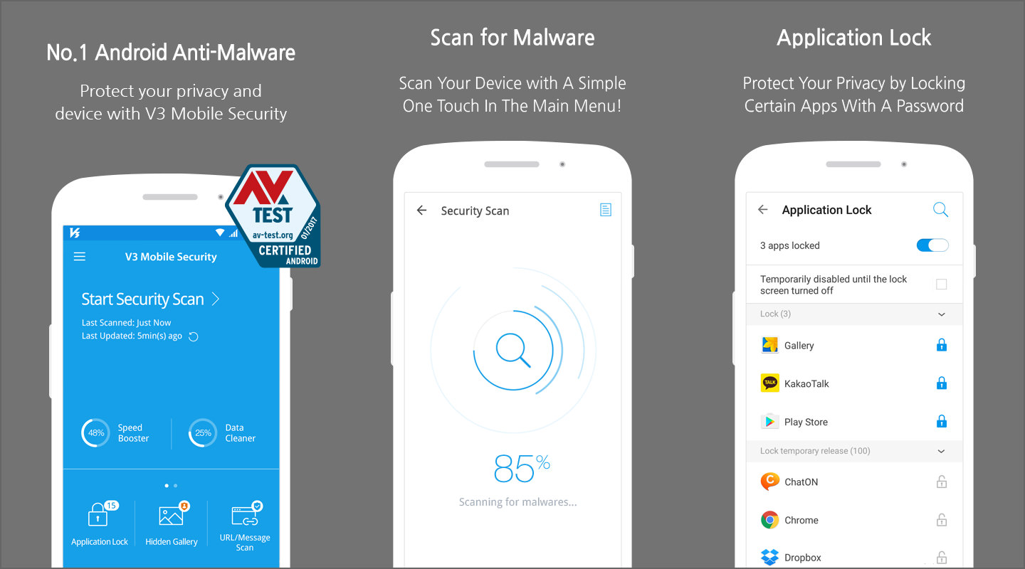 free antivirus android test 2019