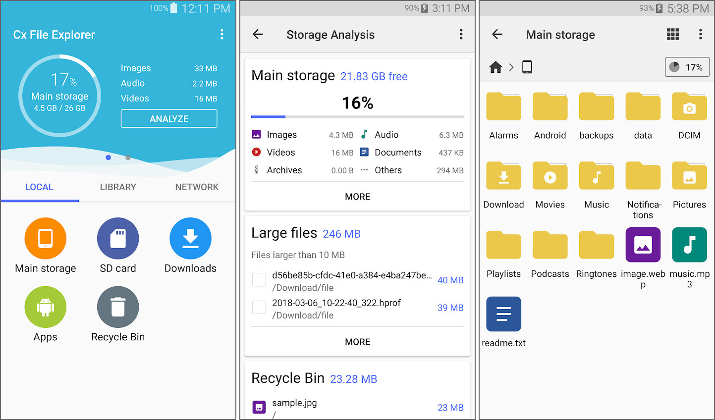 what is the file manager