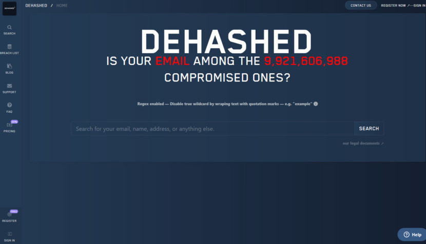 DeHashed