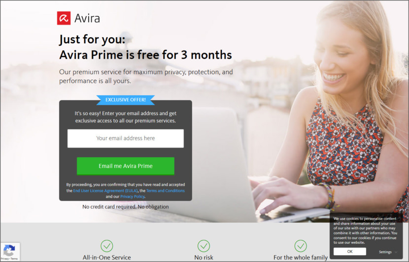Download Avira Prime