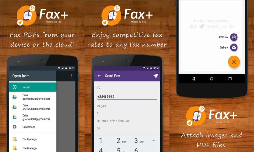 Fax App - Fax Plus