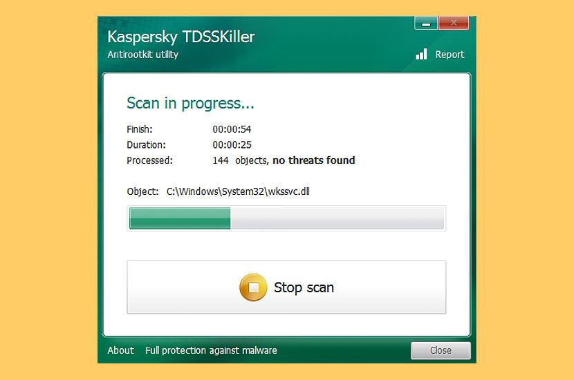Kaspersky Lab TDSSKiller