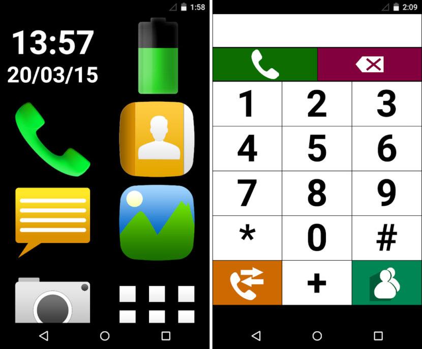Senior Easy Phone