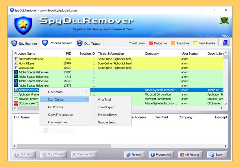 DLL Viewer Tool