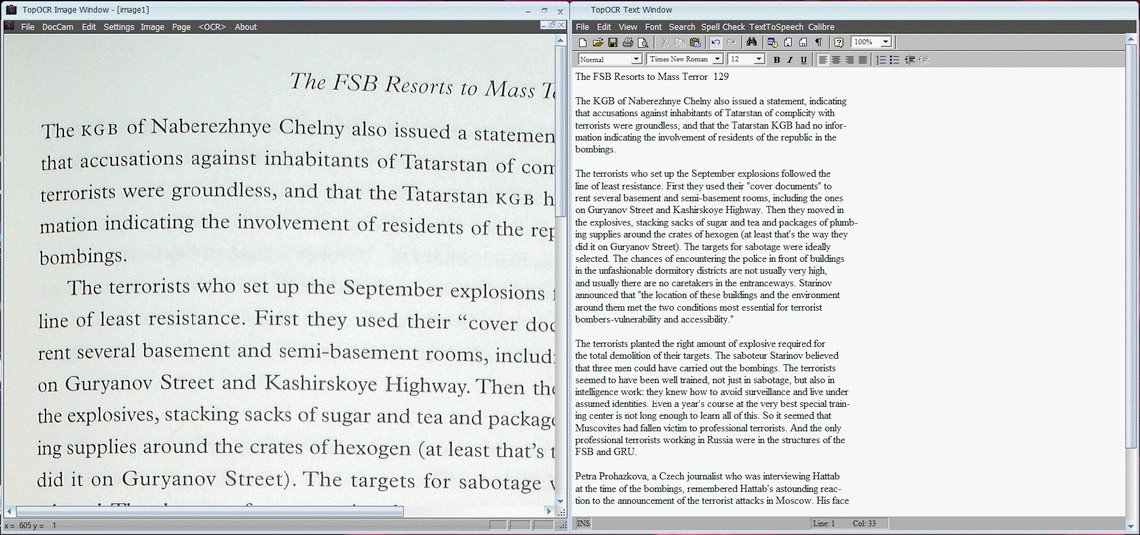 14 Free OCR - Convert JPG / PDF To Editable Texts