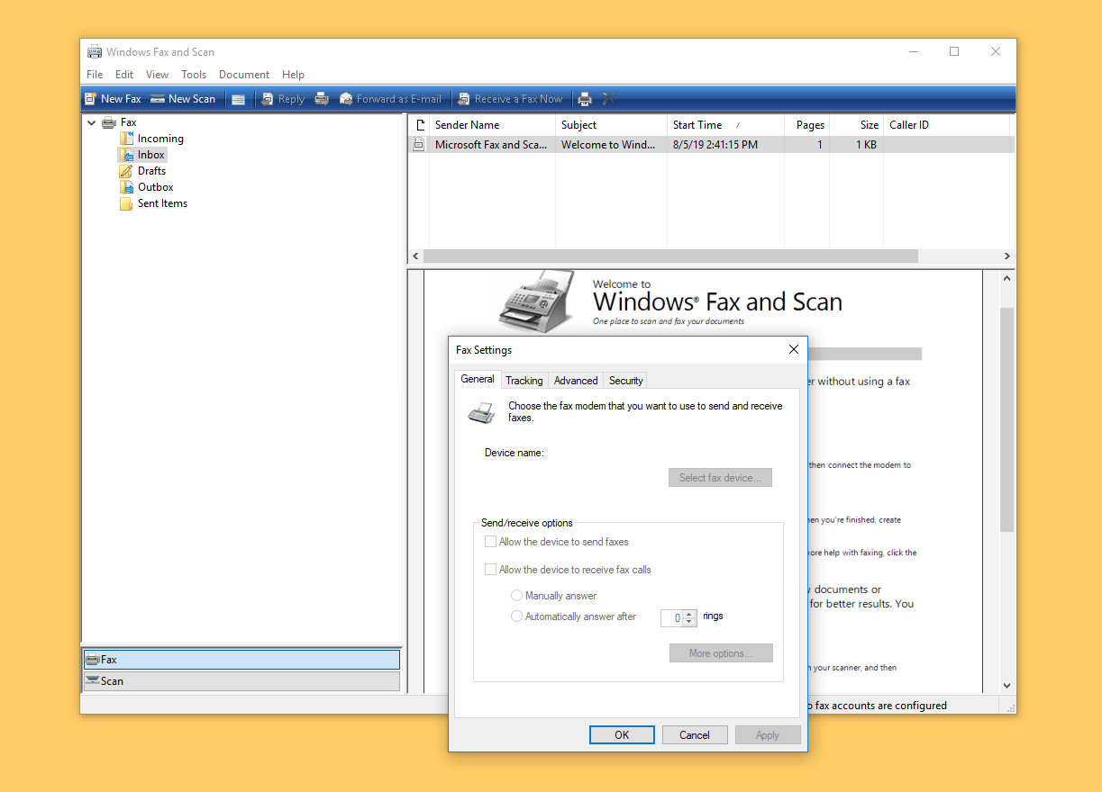 Microsoft Fax Software And 6 Sites To Send Receive Faxes For Free