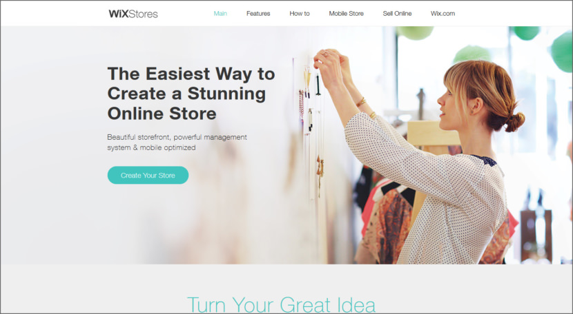 Wix Stores