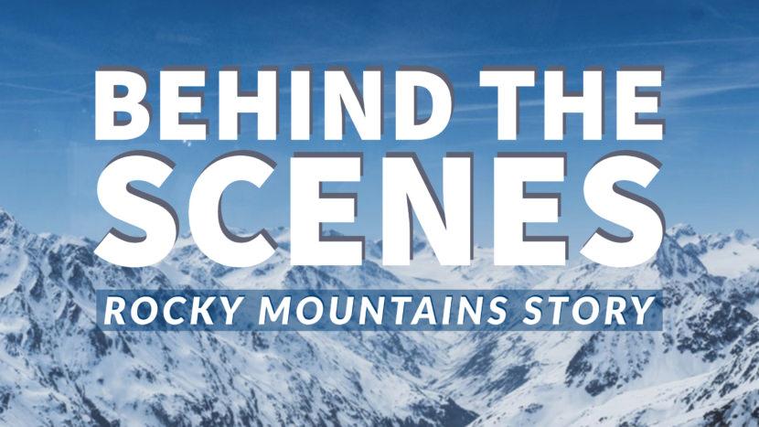 rocky mountain cold Free YouTube Thumbnail Art Templates