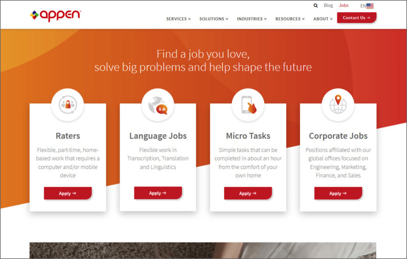 Appen Micro Task Jobs Sites - Get Paid To Do Short Tasks Online