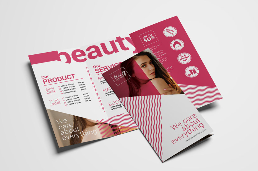Beauty Spa Templates Mini-Pack
