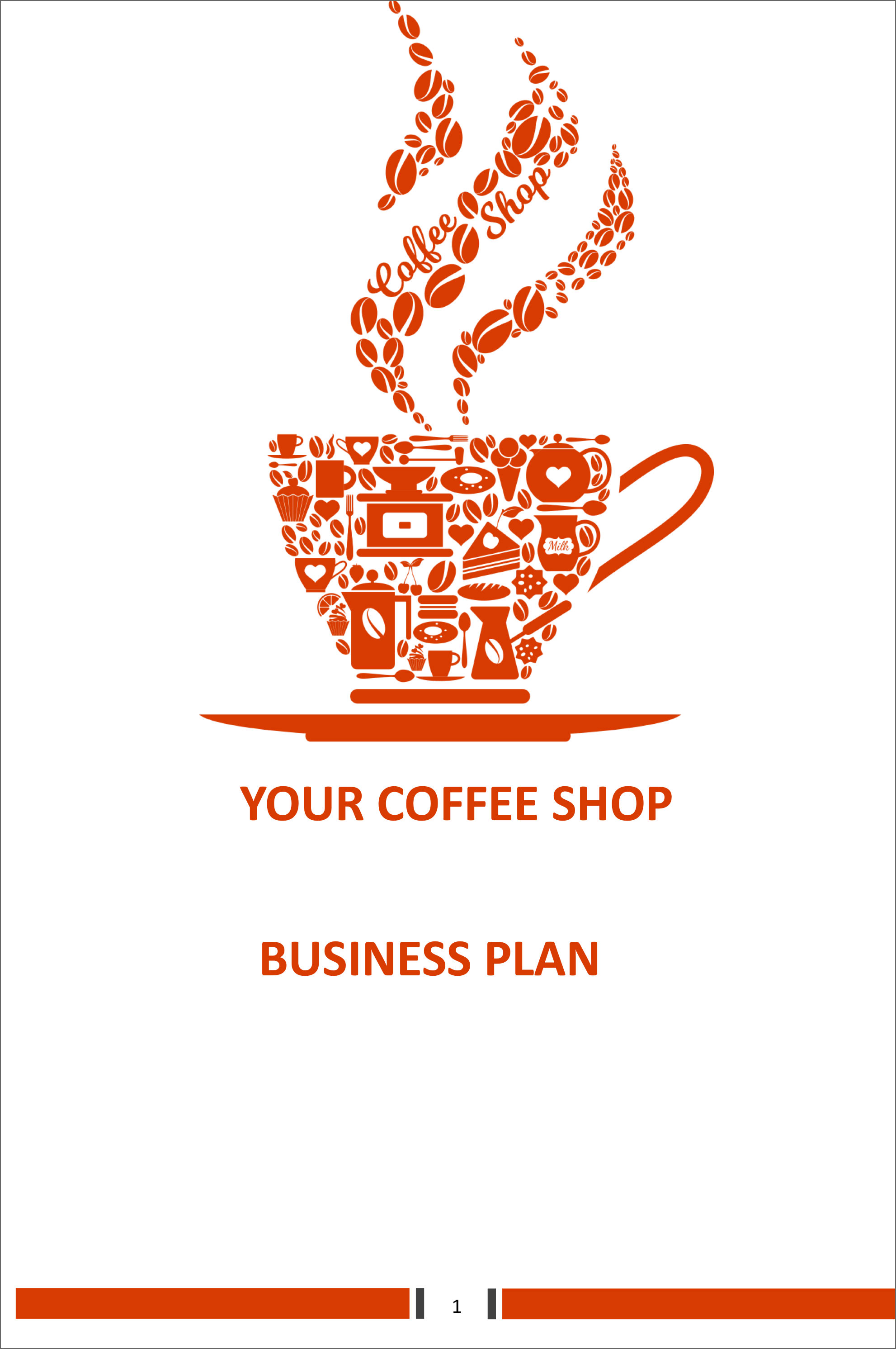 Basic Business Plan Template Word from www.geckoandfly.com