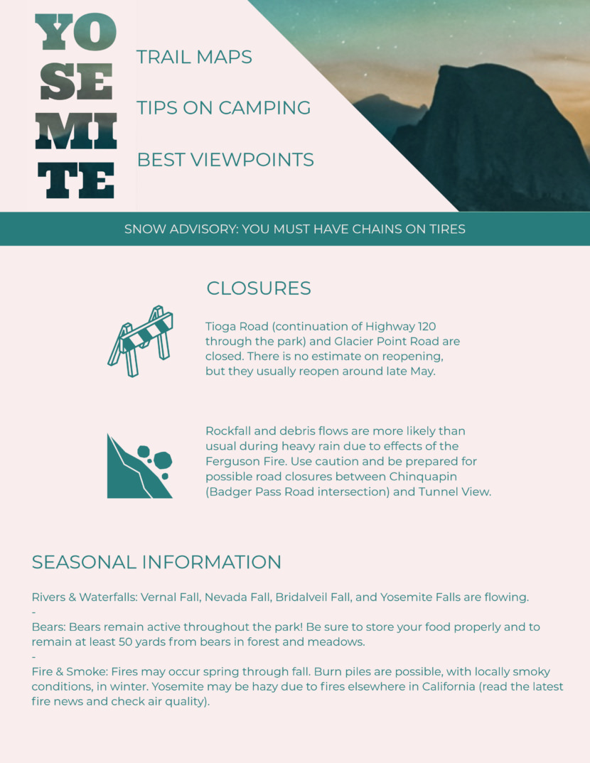 camping outdoor adventure Free Newsletter Templates