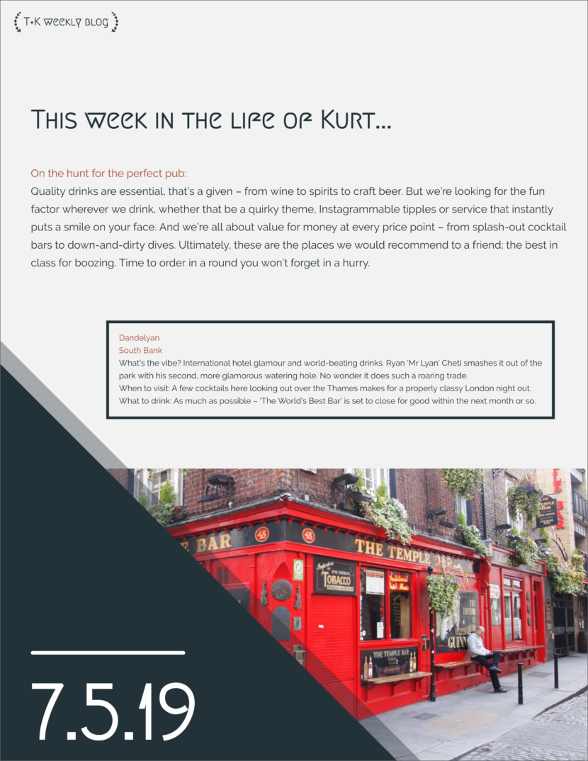 pub Free Newsletter Templates