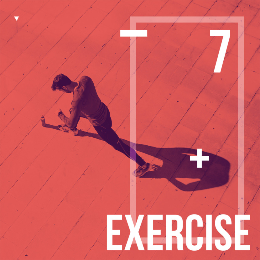 Exercise Instagram Template