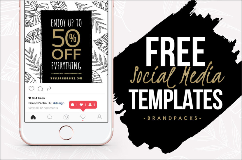 Social Media Instagram Template