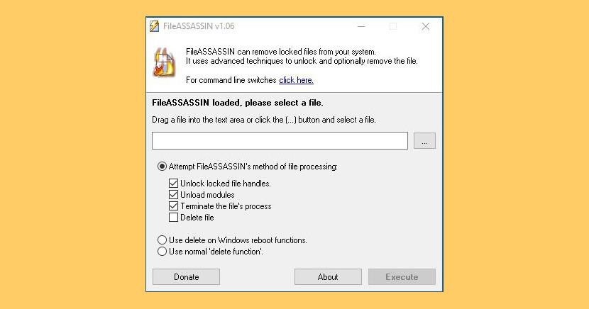 9 Free Files And Folder Unlocker - Delete Locked Undeletable Files