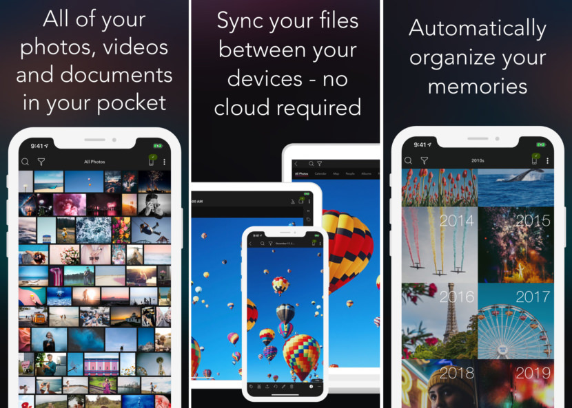 mylio icloud photo backup alternative