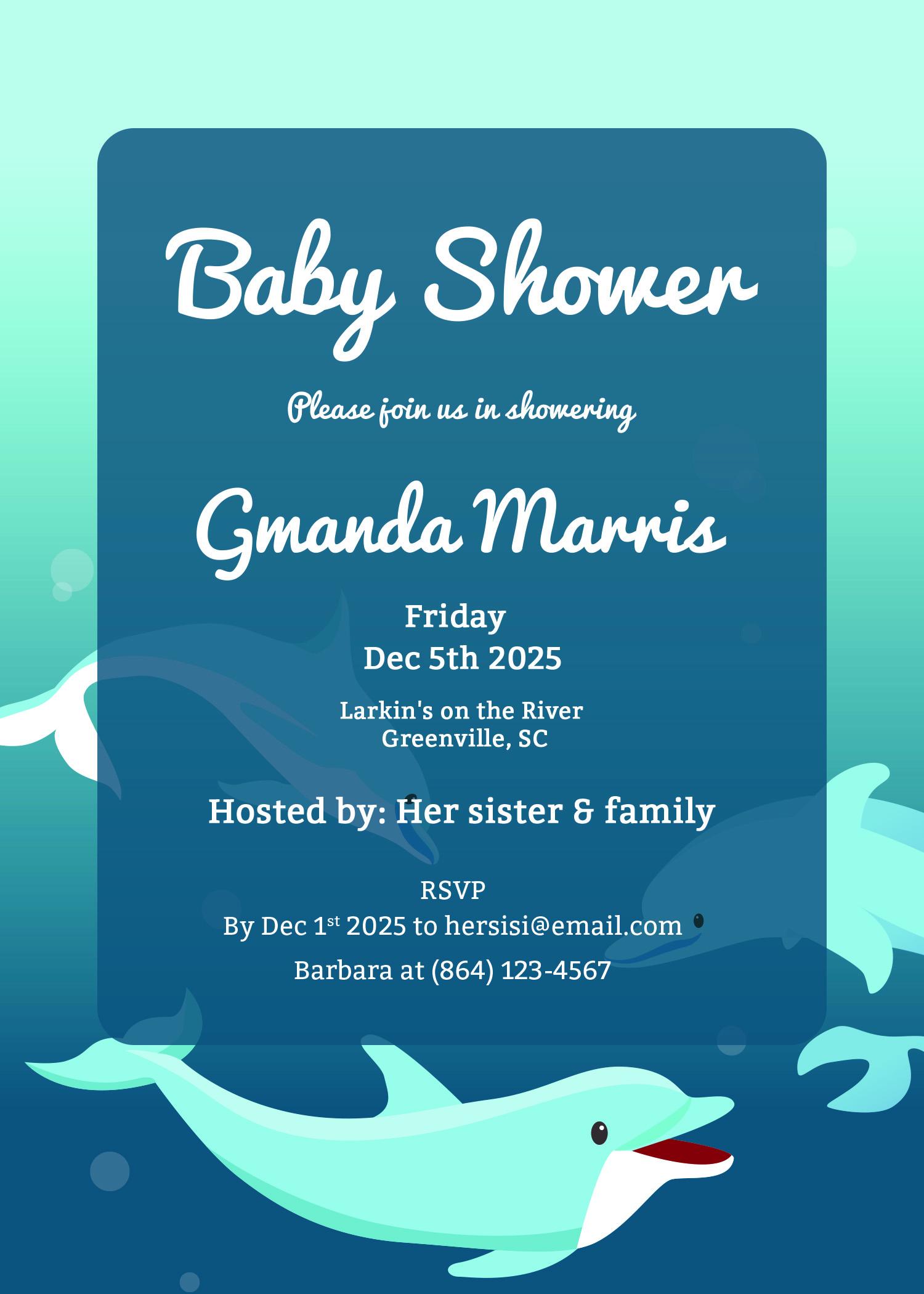 Onesie Baby Shower Invitation Template from www.geckoandfly.com