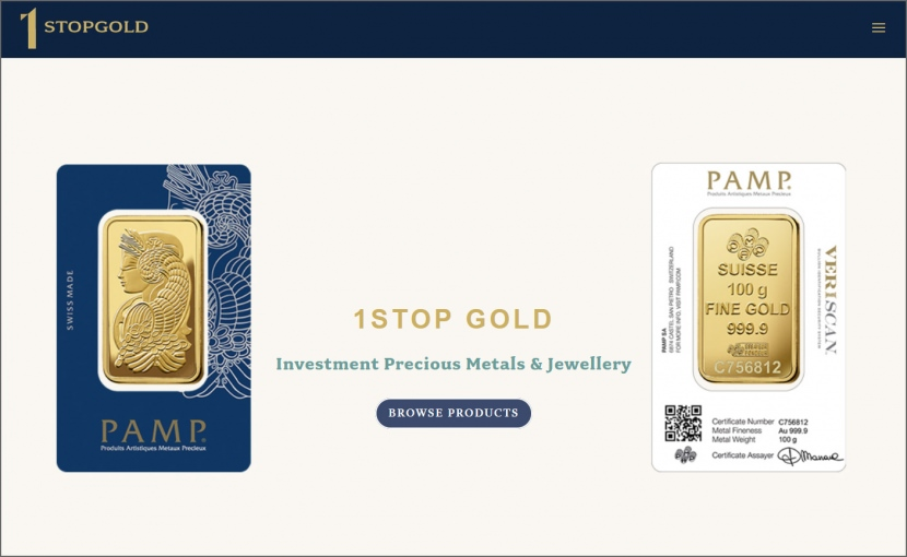1 Stop Gold PAMP Official Retailer