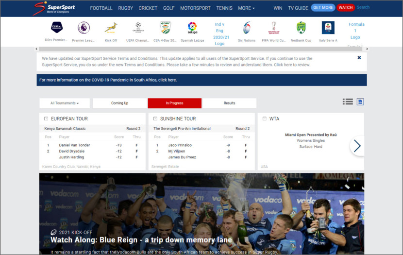supersport south africa olympic tokyo live online